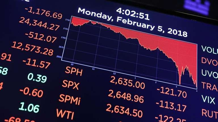 Wall Street tumbles as inflation fears grow