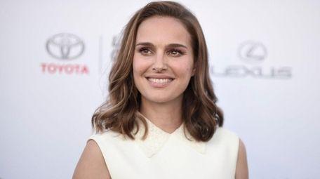Natalie Portman, seen in September 2017, recalled one