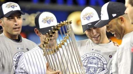 The Yankees took home their 27th World Championship