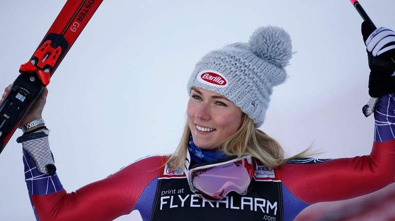 Through injuries and setbacks, Lindsey Vonn seeks the podium in PyeongChang