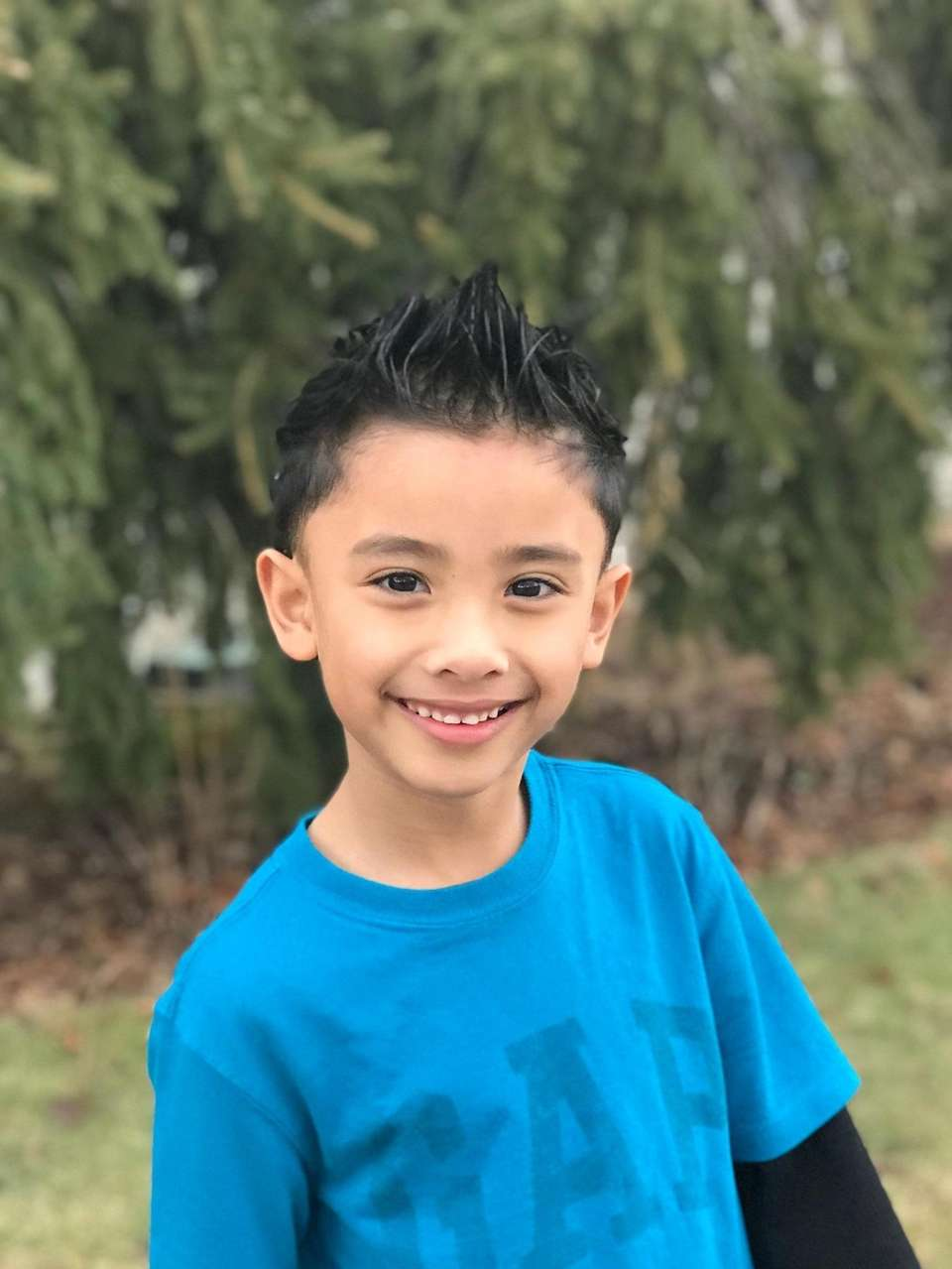 Jeremiah Trey Lasmarias, 7, Levittown Who is your