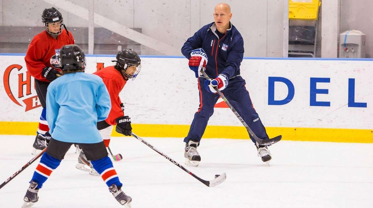 New York Rangers Youth Hockey Camp Coming To Long Beach