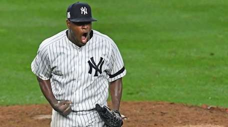 The Yankees' Luis Severino went 14-6 with a