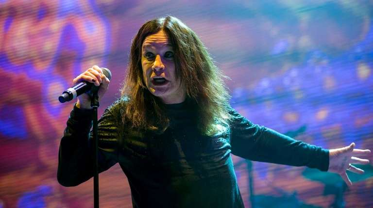 Ozzy Osbourne rides into Allentown for 'No More Tours 2'