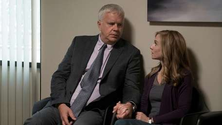 Tim Robbins and Holly Hunter star in new