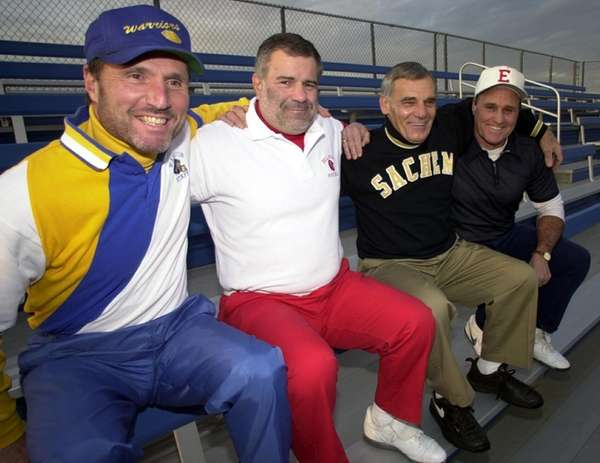 Suffolk County high school football coaching legends, from