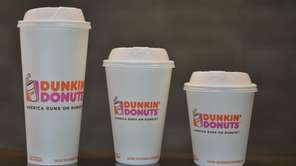 Dunkin' Donuts in February 2018 announced it was