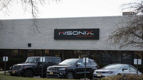 Misonix officials said the company forecasts revenue of