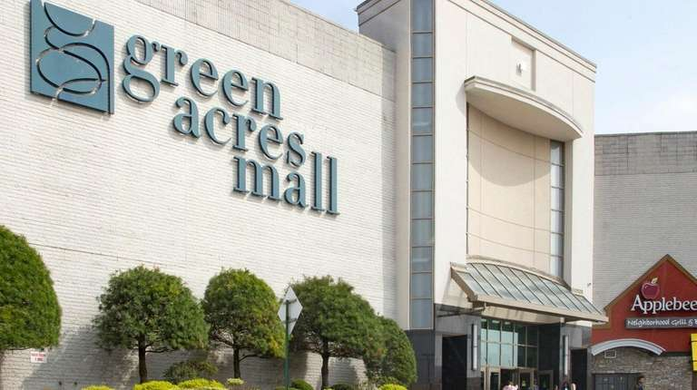 The Green Acres Mall in Valley Stream, seen