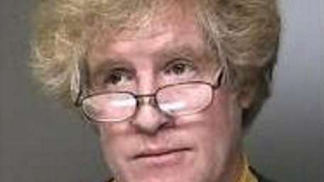 Jack Geoghan, 45, of Bayport, was charged with