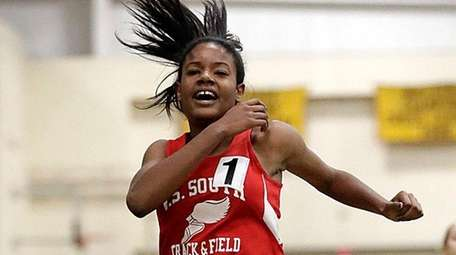 Valley Sream South's DeAnna Martin takes first in