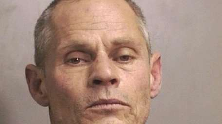 William A. Tockash, 50, was charged with first-degree