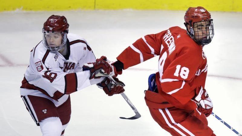 Long Awaited Hockey Milestone Happened Suddenly For Greenway Newsday
