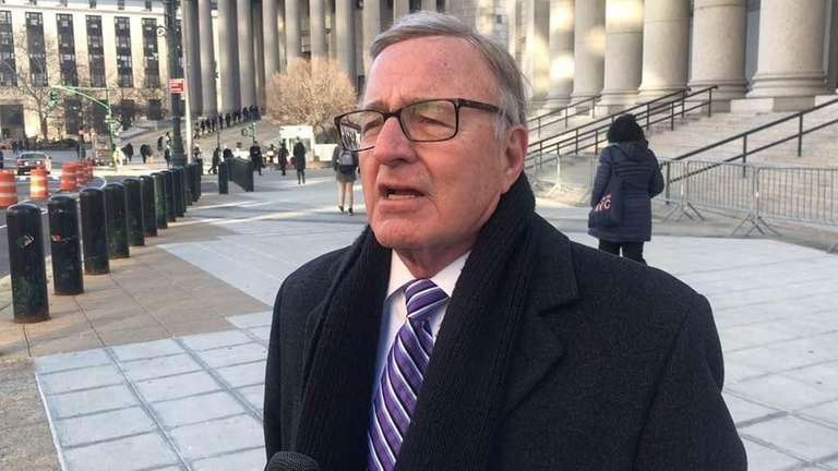 State Sen. John DeFrancisco, who is seeking the