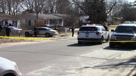 Suffolk police responded to shots fired on Taylor