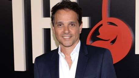 Ralph Macchio, seen here on Sept. 7, 2017,