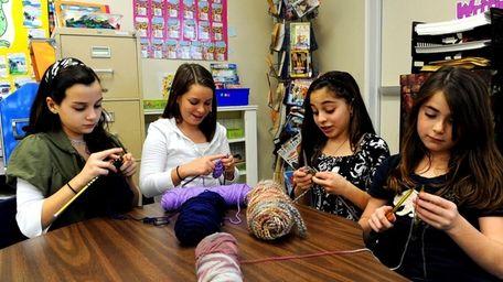 At Tamarac Elementary School in Holtsville, fifth grade