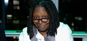 Whoopi Goldberg eyed the possibility of a