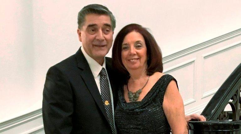 Philip and Kathleen Lattanzio of North Bellmore met