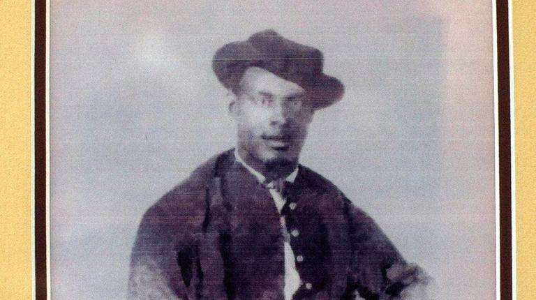 Civil War soldier David Carll
