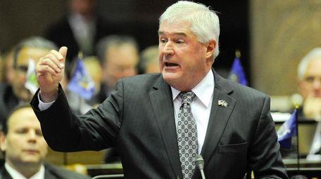 Assembly Minority Leader Brian Kolb, R-Geneva, has dropped