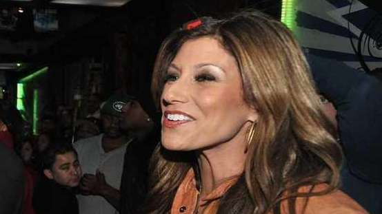 Tina Cervasio on Jan. 23, 2011.