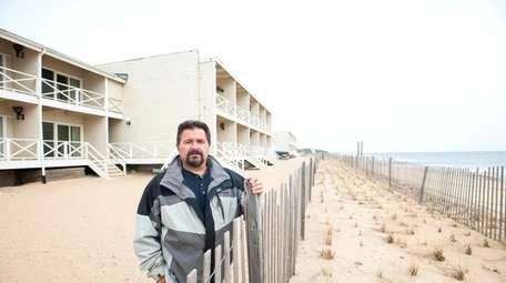 The Royal Atlantic Beach Resorts' owner Steve