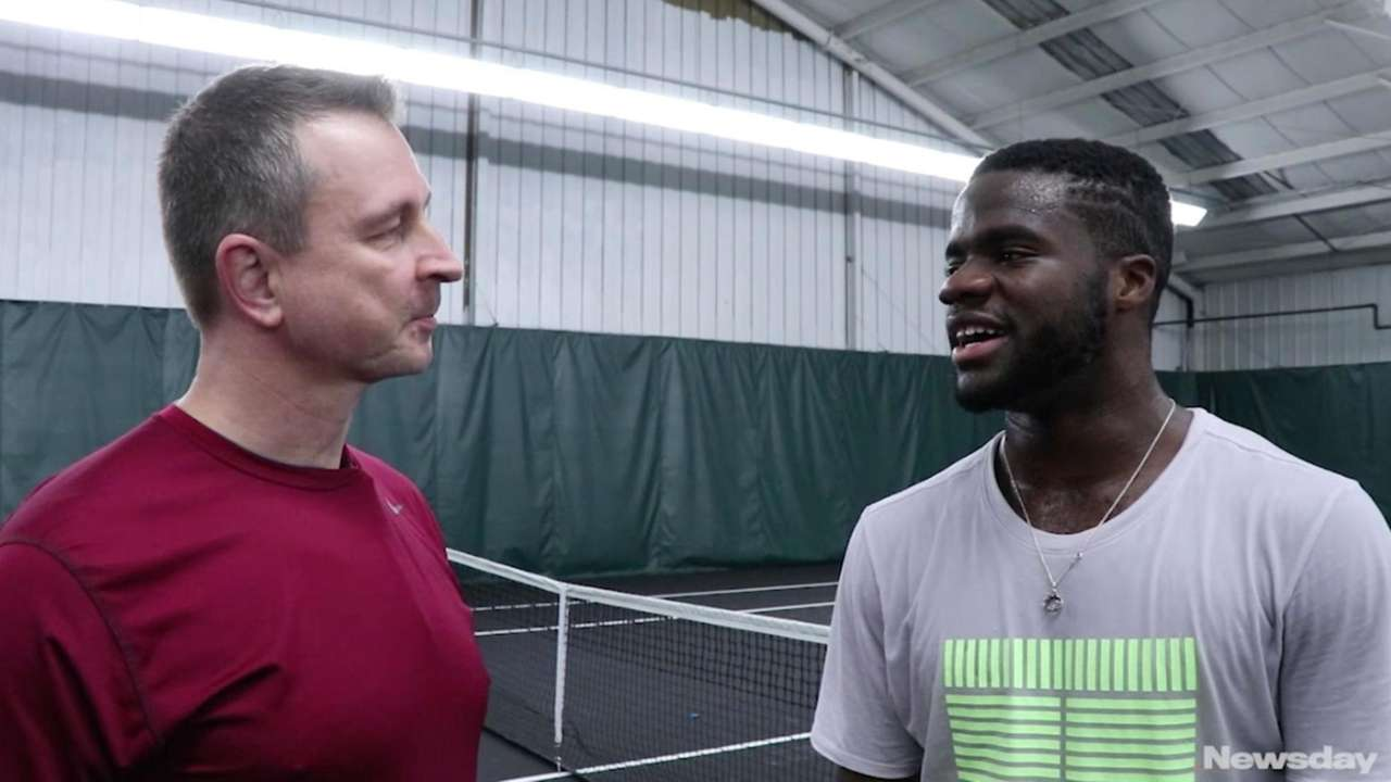 American tennis star Frances Tiafoe agreed to play