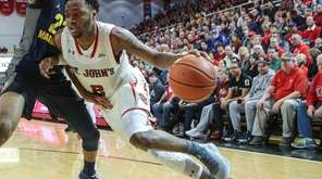 Shamorie Ponds' high-scoring run helped carry the Red