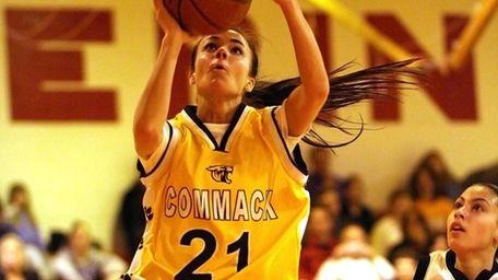 3. SAMMY PRAHALIS Commack, Girls Basketball, 2008 The