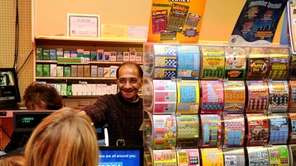 Sonny Zaveri, owner of Cards & Things at