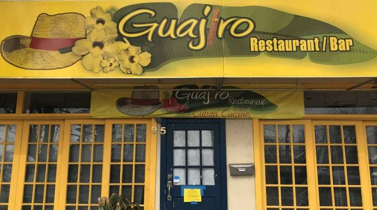 Guajiro Restaurant in Port Washington has closed.
