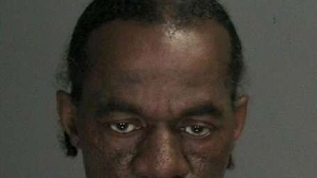 Alphonso Barnes, of Hempstead, was convicted of dragging