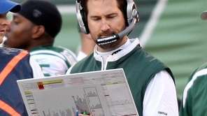 Jets offensive coordinator Brian Schottenheimer could be a