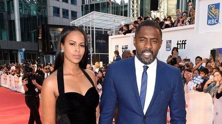 Idris Elba got engaged to his girlfriend Sabrina