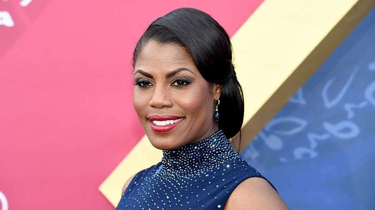 Omarosa Manigault in Las Vegas, Nev., on Nov.