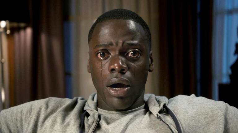 Daniel Kaluuya in nominated for best actor for