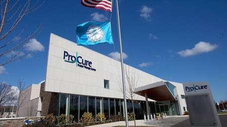 The ProCure Proton Therapy Center in Somerset, N.J.,