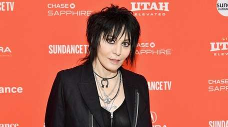 Singer Joan Jett attends the