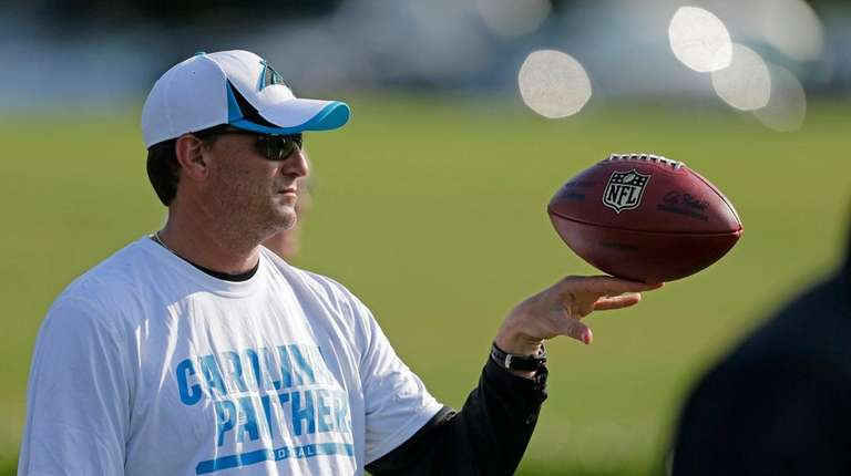 Giants hire Mike Shula as offensive coordinator and QB coach, source says