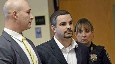 James Fava, at Suffolk County Court in Riverhead