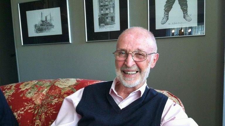 Former Bayport-Blue Point teacher Steve Kelly