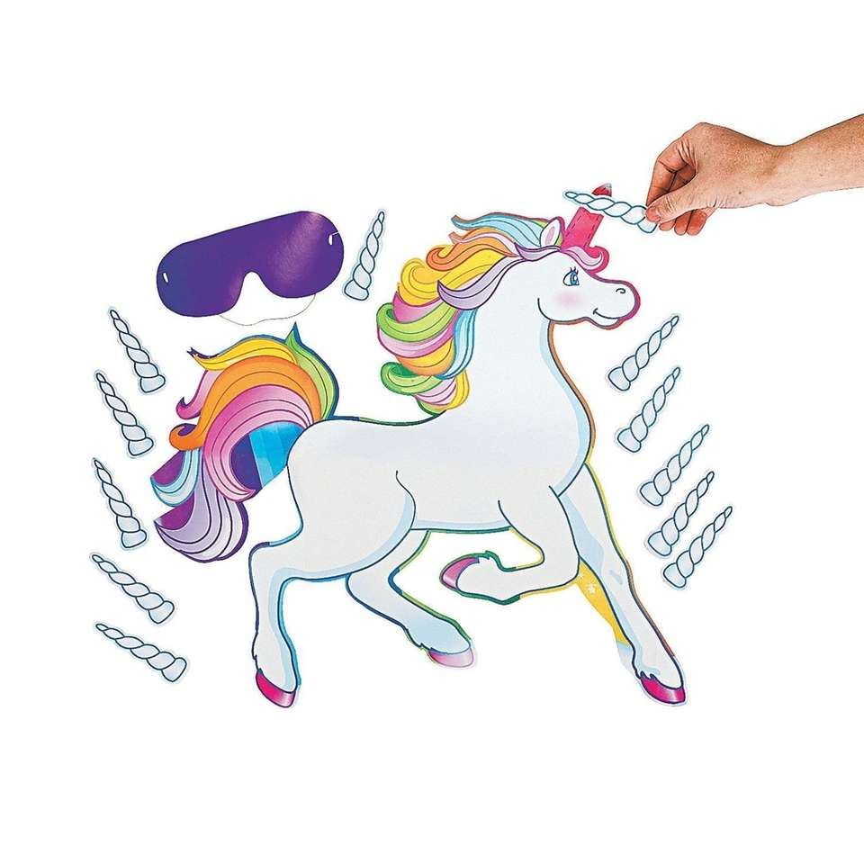 A unicorn-powered spin on the classic