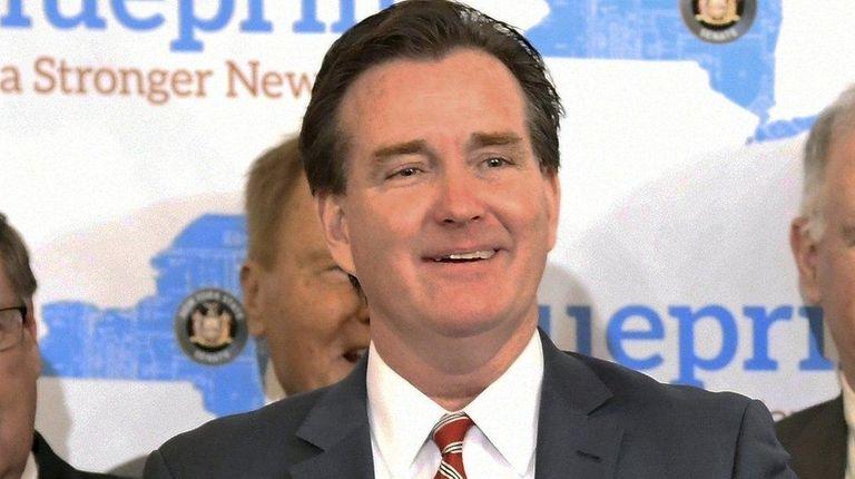 State Senate Majority Leader John Flanagan (R-East Northport)