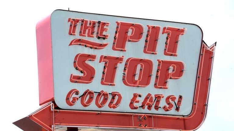 The Pit Stop at 1706 Sunrise Highway in