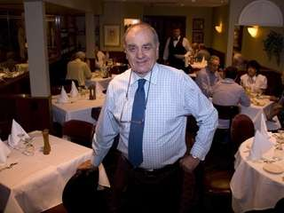 Co-Owner Cesare Dundara. The place always has drawn