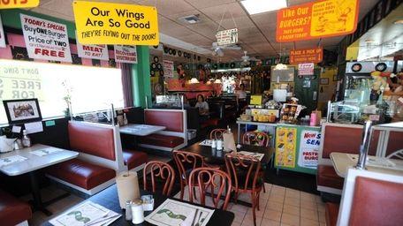 Long Island Cheeseburgers, 3261 Merrick Rd. in Wantagh.