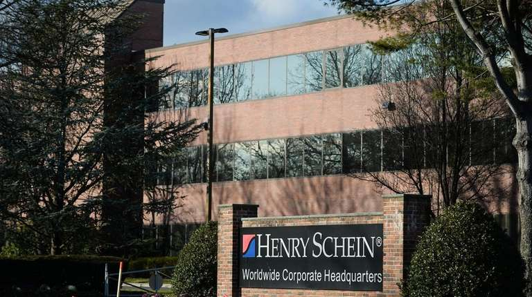 The Henry Schein Inc. building on Duryea Road