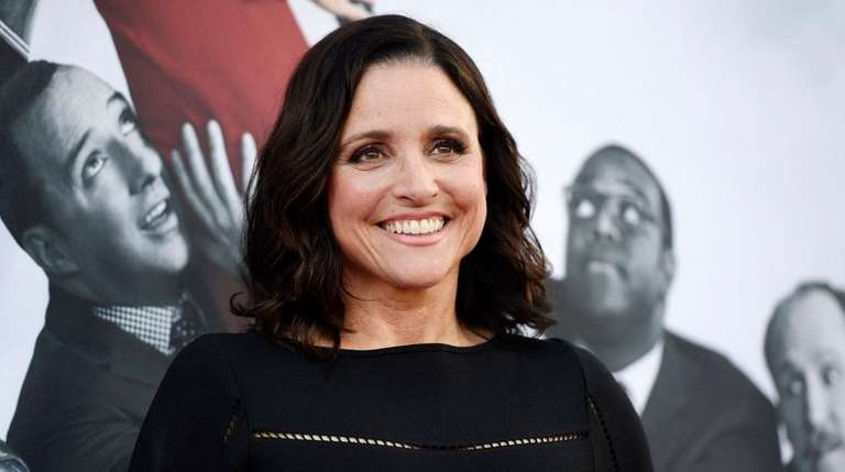 Julia Louis-Dreyfus in Los Angeles on May 25,