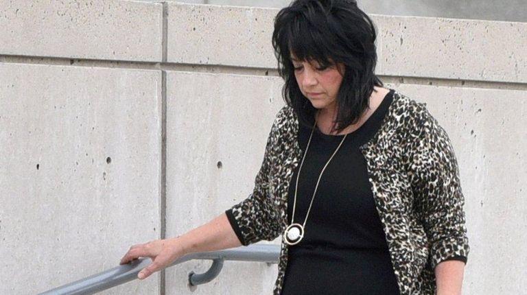Linda Mangano, wife of former Nassau County executive